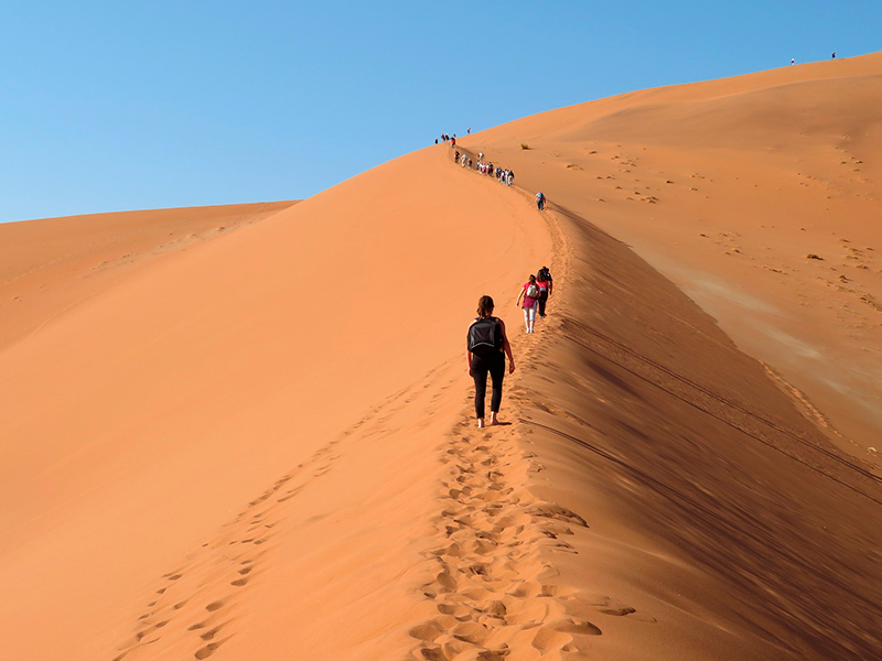 Namib-ørkenen