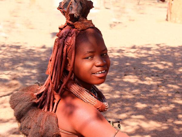 namibisk pige