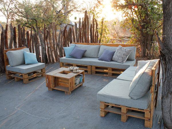 Bedouin Bush Camp Lounge