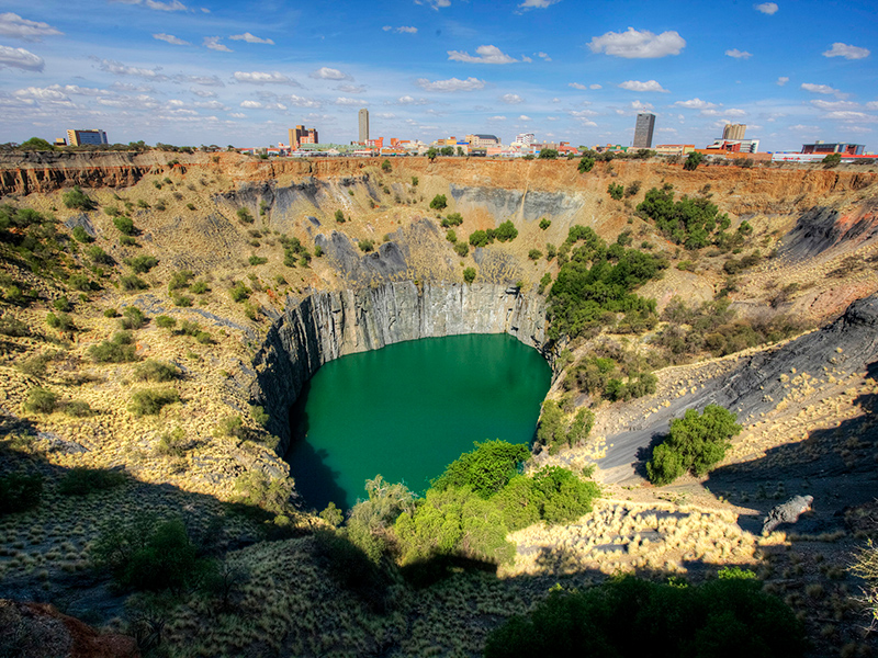 Big Hole Kimberley, Sydafrika
