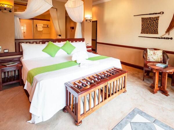 Chobe Safari Lodge - Botswanas højdepunkter