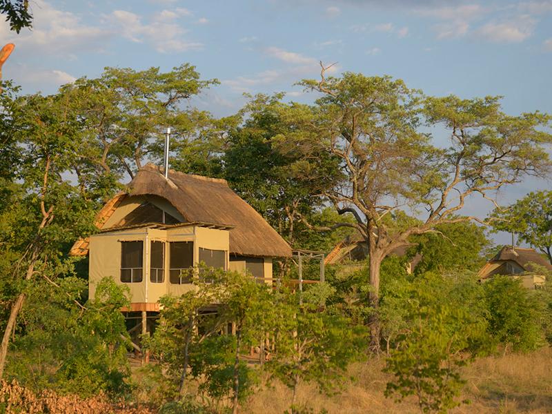 Elephant's eye lodge