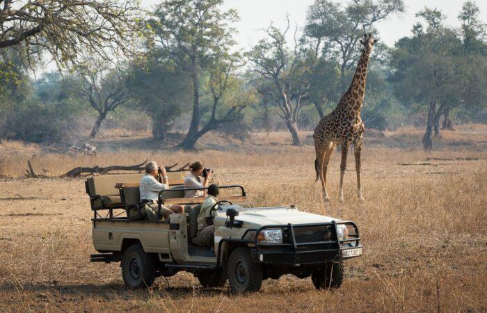 Tena Tena Bushcamp safari