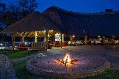 A'zambezi river lodge - Botswanas højdepunkter