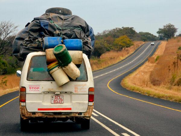 dagligdag i zimbabwe