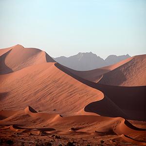 Namibias geografi og klima