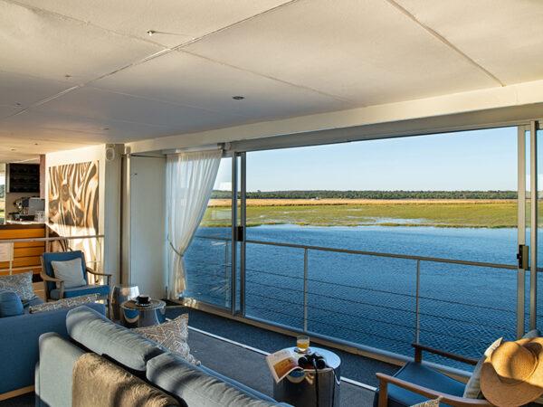 Lounge Zambezi Queen