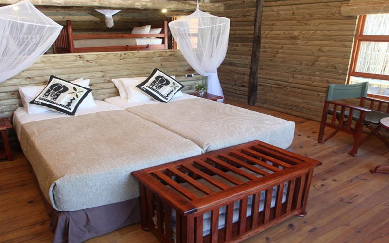 Nata Lodge - Safari i Botswana og Zimbabwe