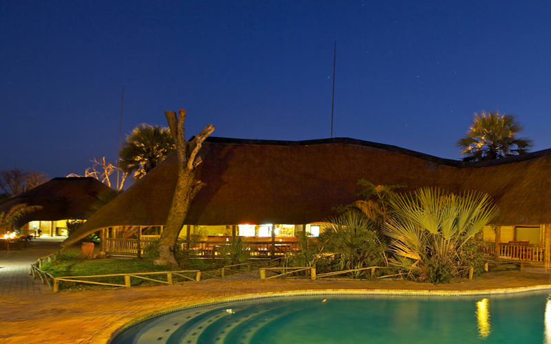 Nata Lodge, Botswana - Safari i Botswana og Zimbabwe