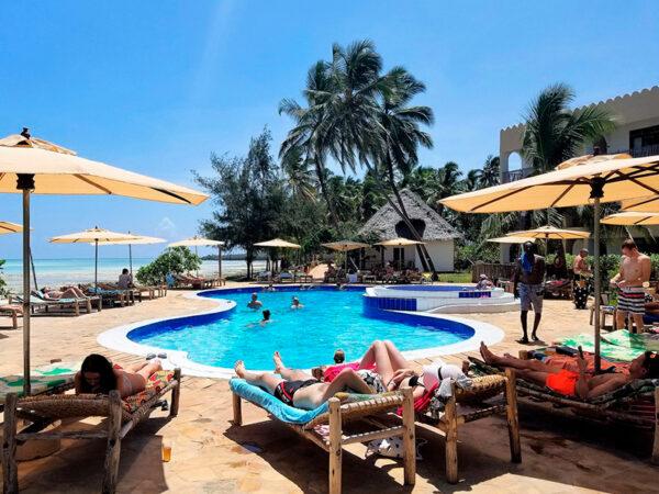 Safari og badeferie - Badeferie i resort på Zanzibar