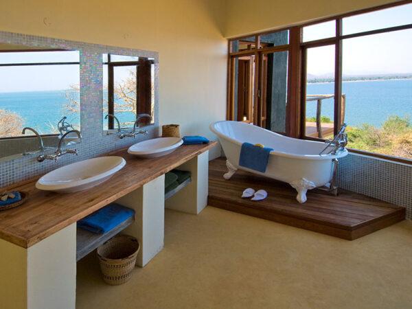 pumulani lodge badeværelse