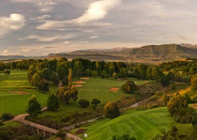 Golf, safari og togrejse i Sydafrika