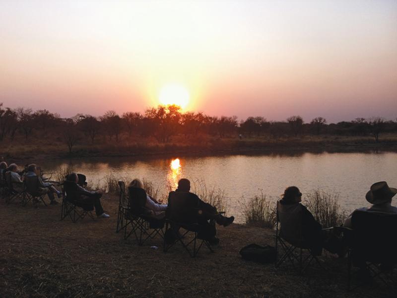 Udflugt Sydafrika