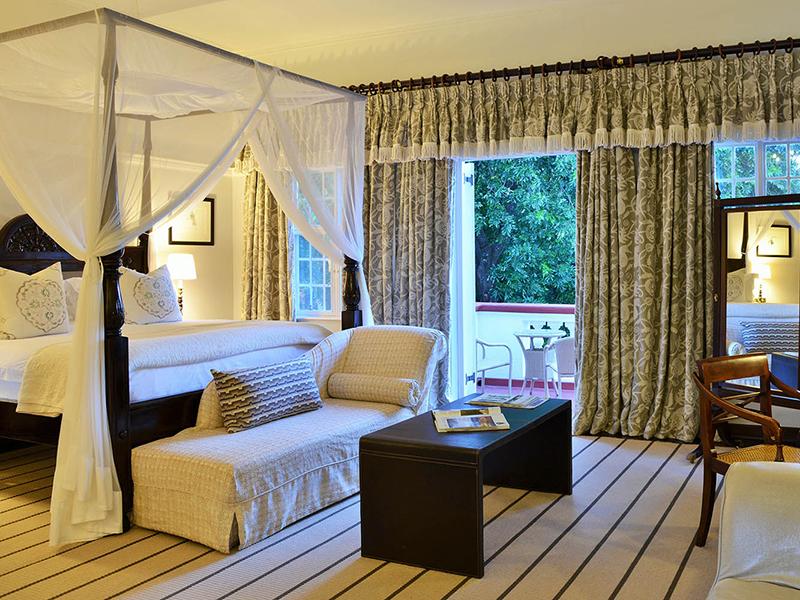 Victoria Falls Hotel - Suite