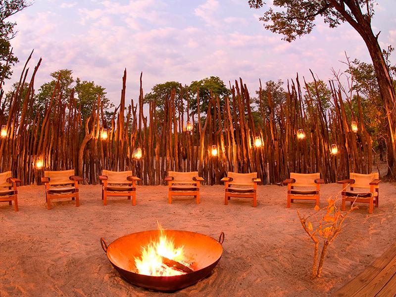 Honeymoon i Zambia