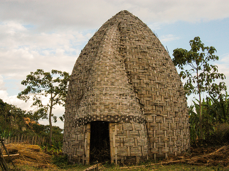 Kultursafari - Dorze-hytte