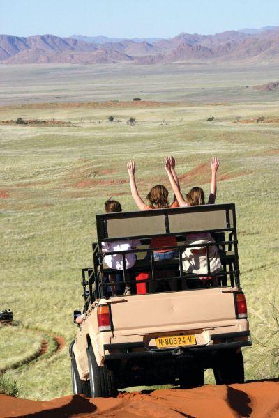 Kør selv Namibia