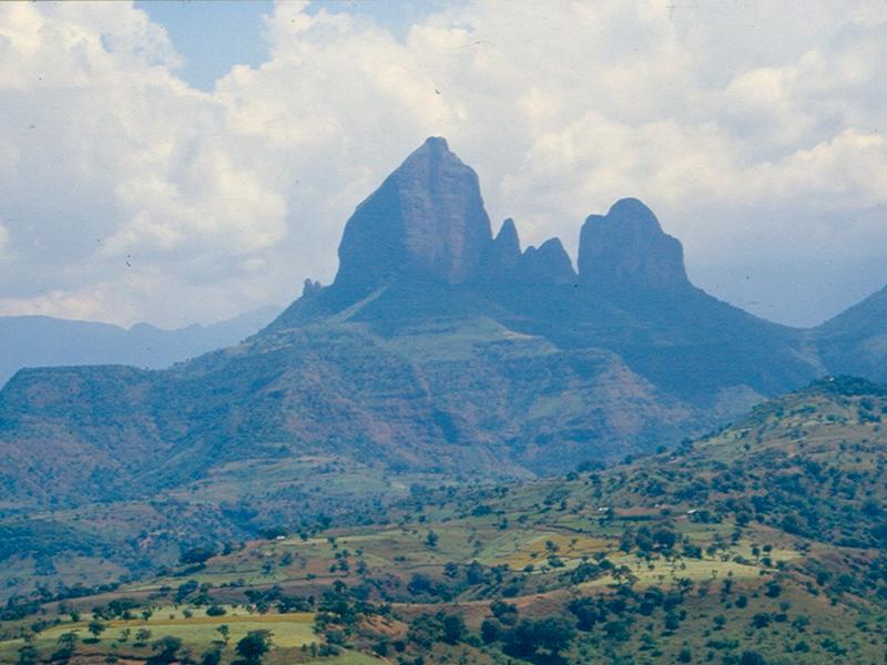 Ras Dashen - Trekking i Etiopien