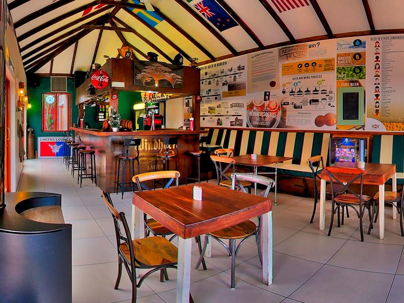 Windhoek Gardens Boutigue Hotel