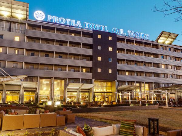 Protea Hotel or Tambo Airport