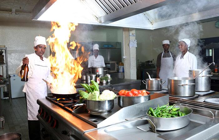Goha hotel Det bedste af Etiopien