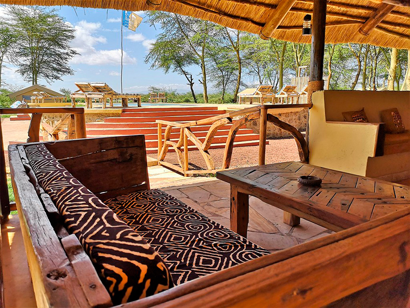 Safari-rundtur lake natron