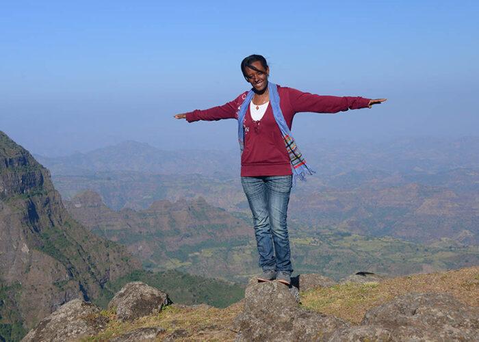 Simien-bjergene Det bedste af Etiopien
