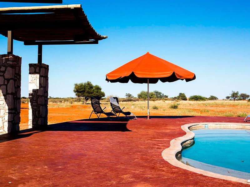 Pool Namibia Rundt