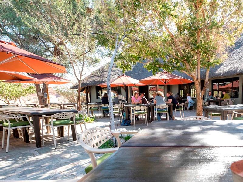 restaurant namib desert lodge