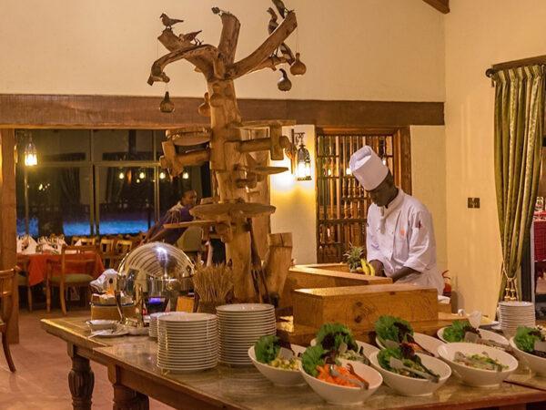 Restaurant - Kenya-safari