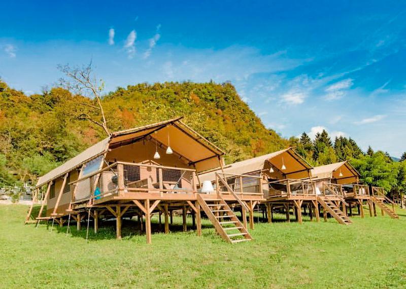 safari-lodge Tanzania