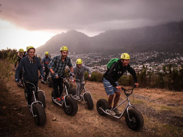 Scootours Cape Town