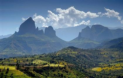 Simien Mountains nationalpark