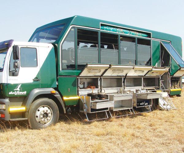 Safari i Sydafrika - 5 dage i Kruger nationalpark