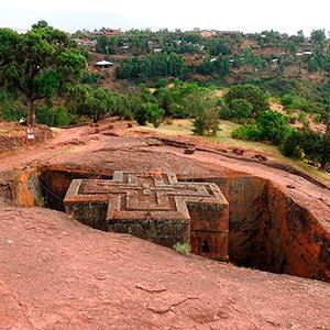 Lalibela - ETIOPIEN