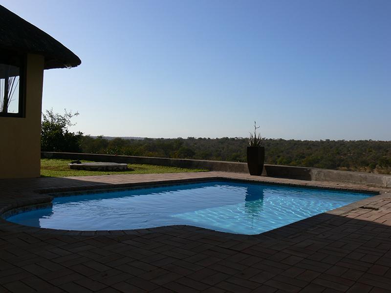 5 dage i Kruger