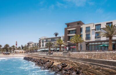 Strand Hotel Swakopmund - Luksus Kør Selv-rejse