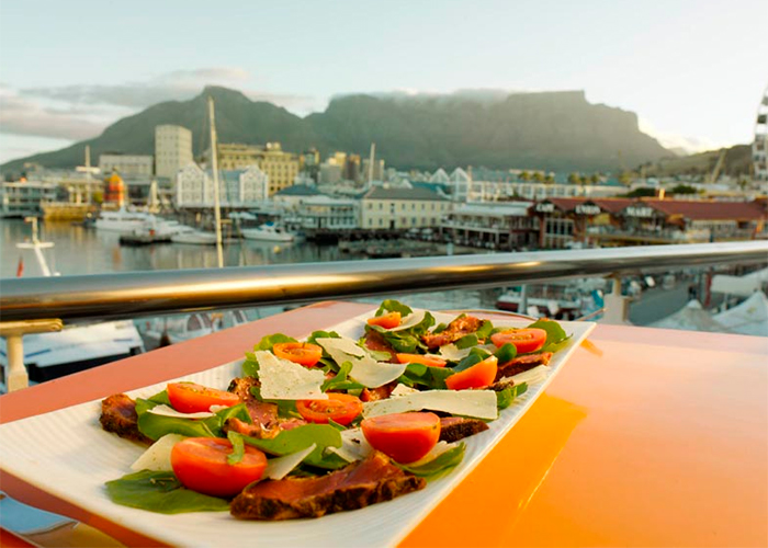 Meloncino Restaurantguide Cape Town