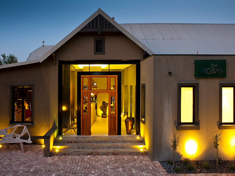 Olive Exclusive, Namibia