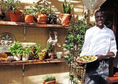 Cafe Paradiso Restaurantguide Cape Town