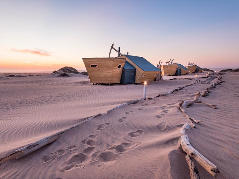 Shipwreck Lodge Namibia - Luksus Kør Selv-rejse