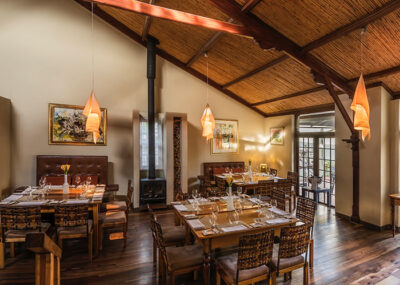 Aubergine - Restaurantguide Cape Town