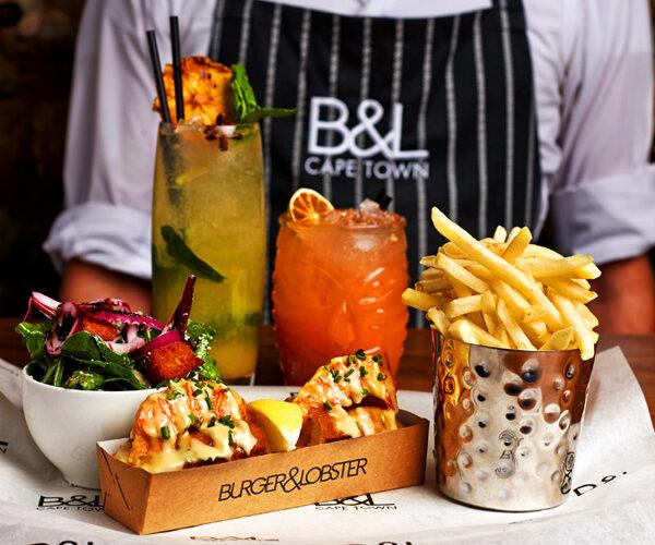 Burger & Lobster Cape Town