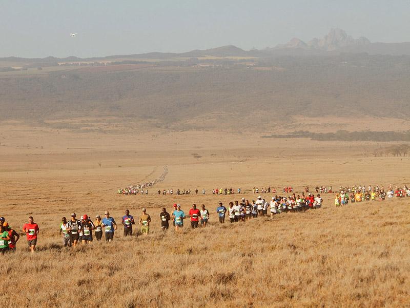 lewa maraton