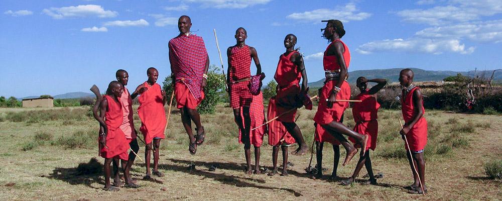 Stammer i Kenya