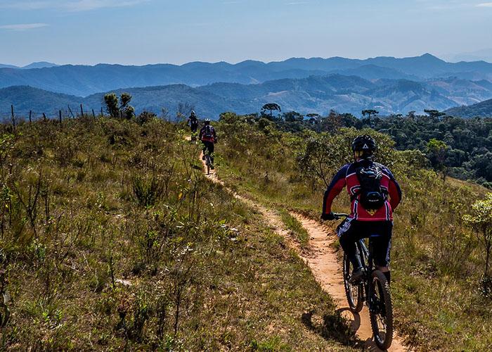 mountain bike maraton