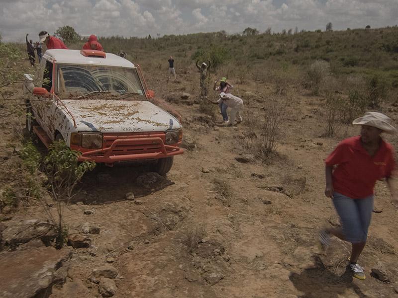 Rhino Charge Rally